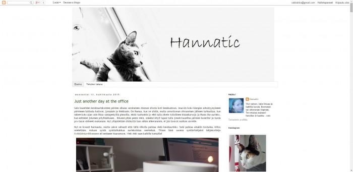 hannatic